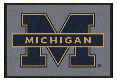 "Michigan 5'4"" x 7'8"" Premium Spirit Rug"