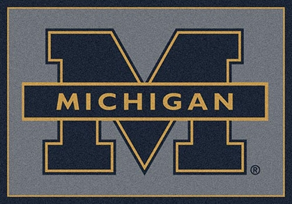"Michigan 7'8"" x 10'9"" Premium Spirit Rug"