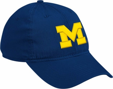 Michigan Adidas Adjustable Slouch Hat