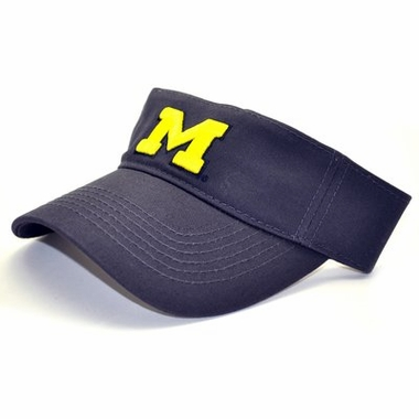 Michigan Adjustable Birdie Visor
