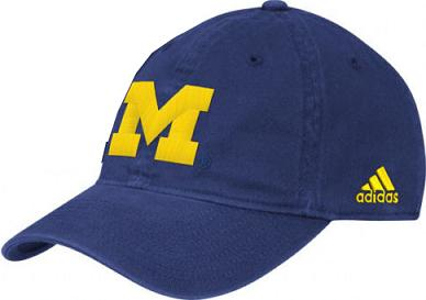 Michigan Adjustable Slouch Hat (Navy)