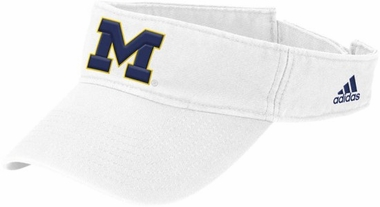 Michigan Basic Logo Adjustable Visor