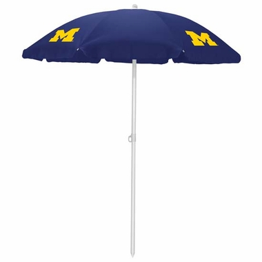 Michigan Beach Umbrella (Navy)