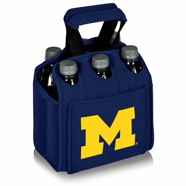 Michigan Beverage Buddy (6pk) (Navy)