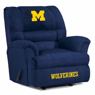 Michigan Big Daddy Recliner