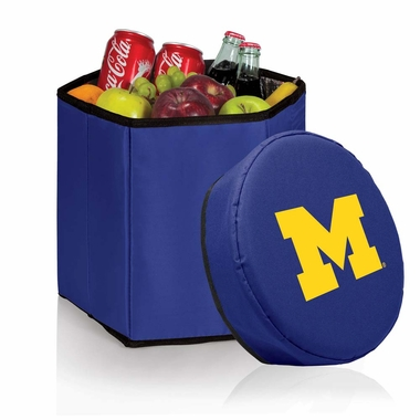 Michigan Bongo Cooler / Seat (Navy)