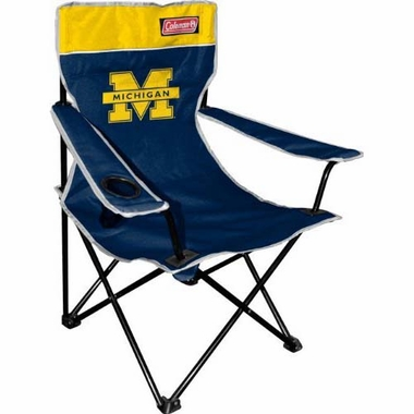 Michigan Broadband Quad Tailgate Chair