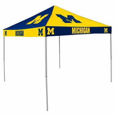 Michigan Checkerboard Tailgate Tent