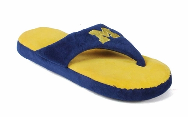 Michigan Unisex Comfy Flop Slippers