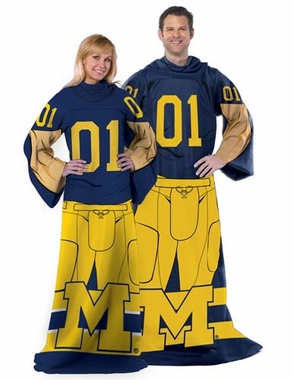 Michigan Comfy Wrap (Uniform)