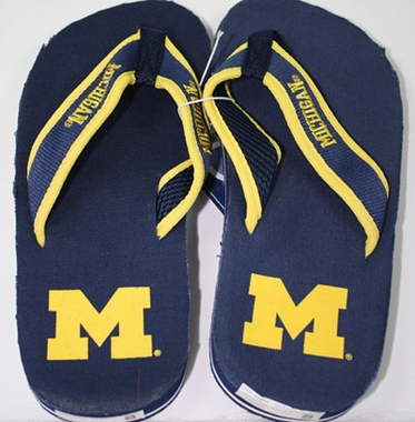 Michigan Contoured Flip Flop Sandals