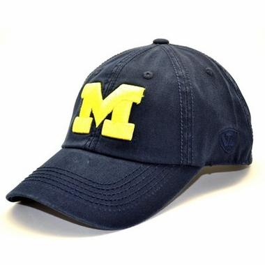 Michigan Crew Adjustable Hat