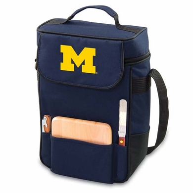 Michigan Duet Compact Picnic Tote (Navy)