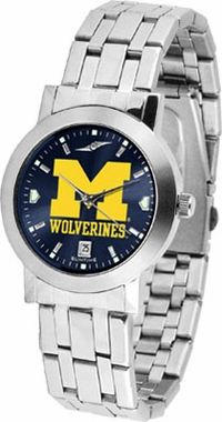Michigan Dynasty Men's Anonized Watch