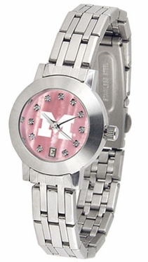 Michigan Dynasty Women's Mother of Pearl Watch