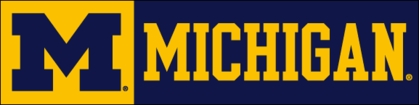 Michigan Eight Foot Banner