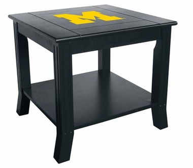 Michigan End Table