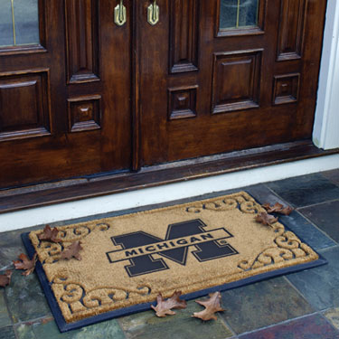 Michigan Exterior Door Mat