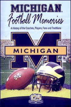 Michigan Football Memories DVD