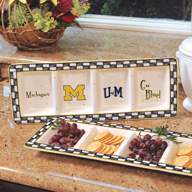 Michigan Gameday Relish Tray