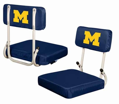 Michigan Hard Back Stadium Seat