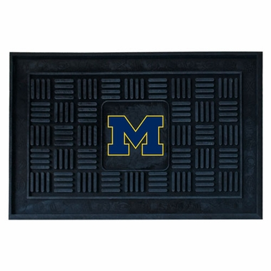 Michigan Heavy Duty Vinyl Doormat