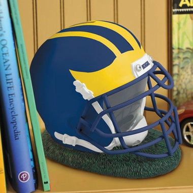 Michigan Helmet Shaped Bank