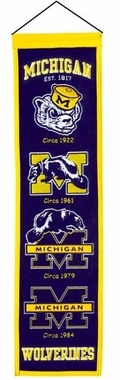 Michigan Heritage Banner