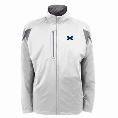 Michigan Mens Highland Water Resistant Jacket (Team Color: Navy)