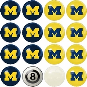 University of Michigan Game Room