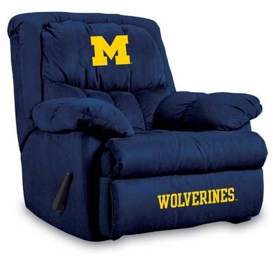 Michigan Home Team Recliner