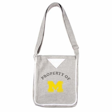 Michigan Hoodie Crossbody Bag