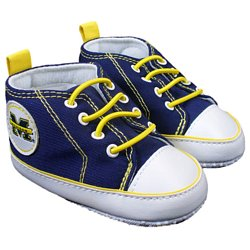 Michigan Infant Soft Sole Shoe
