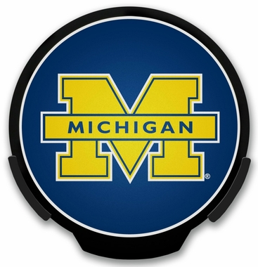 Michigan Light Up Power Decal