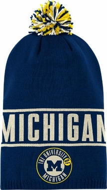 Michigan Long Tossle Cap