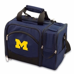 Michigan Malibu Picnic Cooler (Navy)