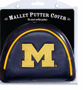 Michigan Mallet Putter Cover