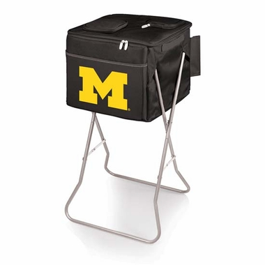 Michigan Party Cube (Black)