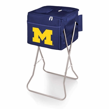 Michigan Party Cube (Navy)