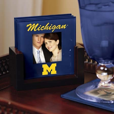 Michigan Photo Coaster Set