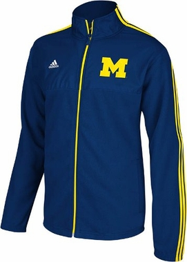 Michigan Primary Logo Midweight Jacket