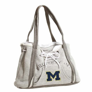 Michigan Property of Hoody Purse