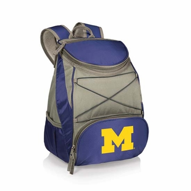 Michigan PTX Backpack Cooler (Navy)