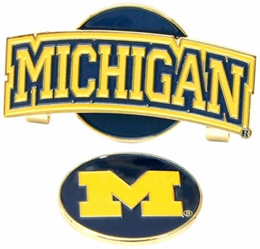 Michigan Slider Clip With Ball Marker