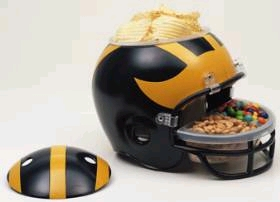 Michigan Snack Helmet
