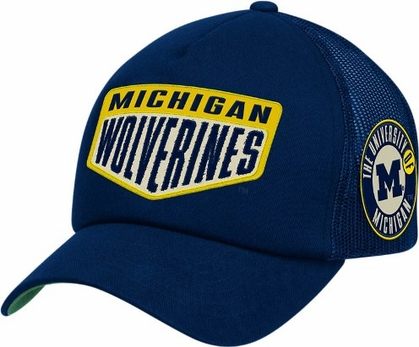 Michigan Snap Back Trucker Hat