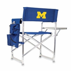 Michigan Sports Chair (Navy)