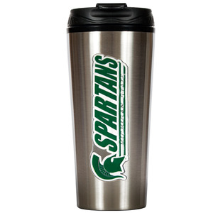 Michigan State 16 oz. Thermo Travel Tumbler