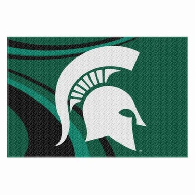 Michigan State 40 x 60 Rug