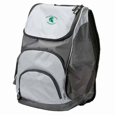 Michigan State Action Backpack (Color: Grey)